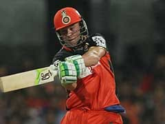Impossible is Nothing, Superman de Villiers Takes RCB Into Final