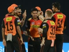 IPL: Sunrisers Beat KKR By 22 Runs, To Play Gujarat Lions For Place In Final