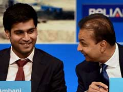 'Anmol Effect': Anil Ambani Says Son Is Lucky Charm For Reliance Capital