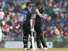 3rd ODI Live: Neesham-Henry Power New Zealand To 285 vs India