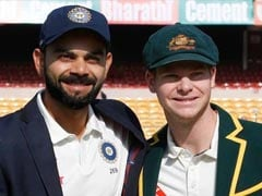 After Kohli Tweets On 'Aussies Not Friends' Comment, Steve Smith Reacts
