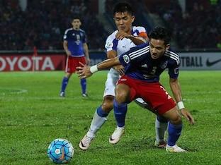 AFC Cup: Bengaluru FC Hold Johor Darul Ta'zim to 1-1 Draw in Semis