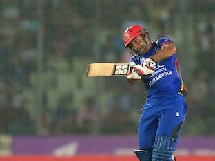 Afghanistan Shock Bangladesh To Level ODI Series