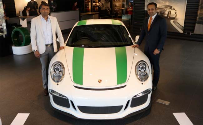 This Limited Edition Car From Porsche Is The Only One In India
