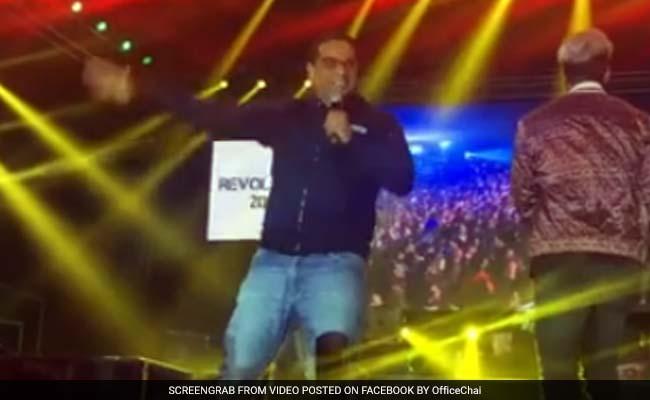 Paytm Boss Vijay Shekhar Sharma's New Year Speech Goes Viral