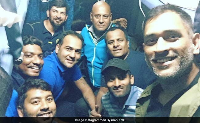 MS Dhoni Joins Jharkhand Teammates For His First Train Ride In 13 Years