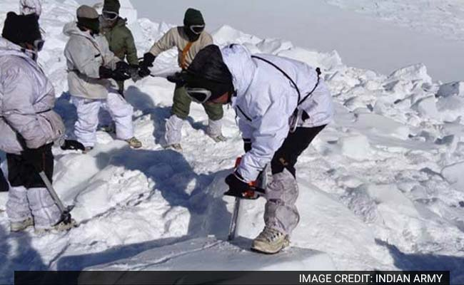 Siachen Miracle Rescue: 'Jolly Good', Said General, Before Breaking Down