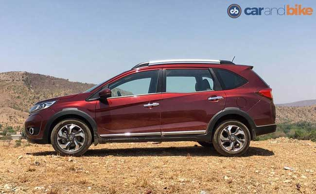 Honda Launches BR-V Compact SUV At Rs 8.75 Lakh, To Rival Creta, Duster