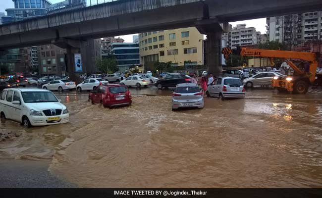 Blog: I Live In Gurgaon. This Is What We Are Going Through Here.