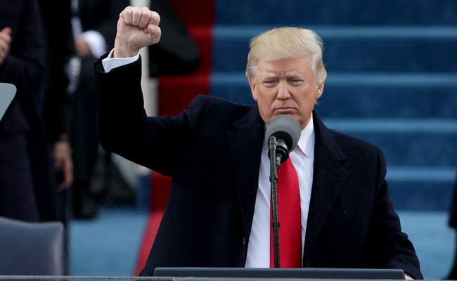 Now, Only America First: Watch Donald Trump's Inaugural Speech