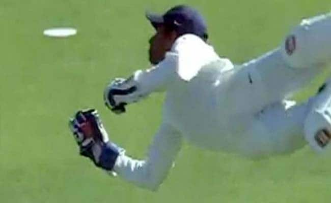 Batman! Superman! Wriddhiman! Saha's Screamer Lights Up Social Media