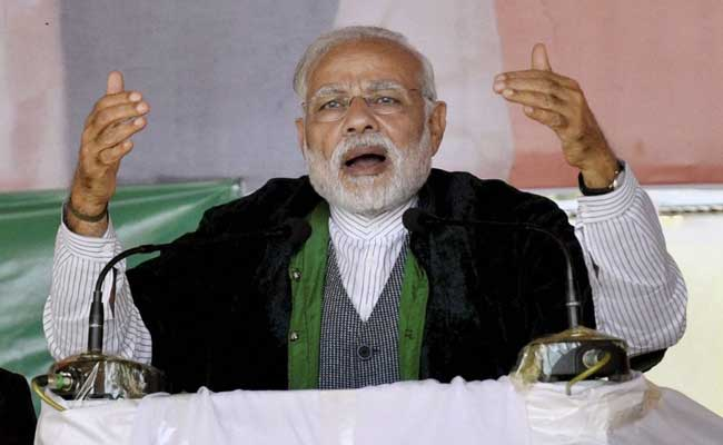PM Modi Says What Congress Couldn't Do In 15 Years In Manipur, BJP Will In 15 Months