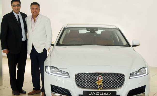 3 Idiots' Virus Gets His Own Jaguar XF