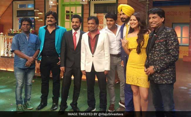 Raju Srivastava Is Shooting More Kapil Sharma Show Episodes As 'New Entry'