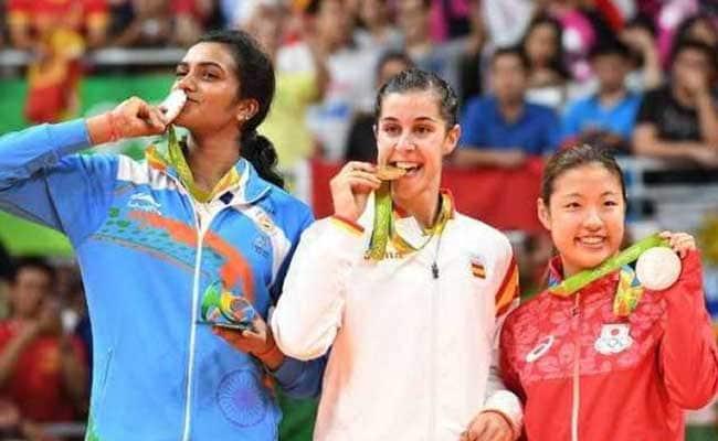 ओलिंपिक में सिल्वर जीतने वाली पहली भारतीय महिला खिलाड़ी बनीं पीवी सिंधु