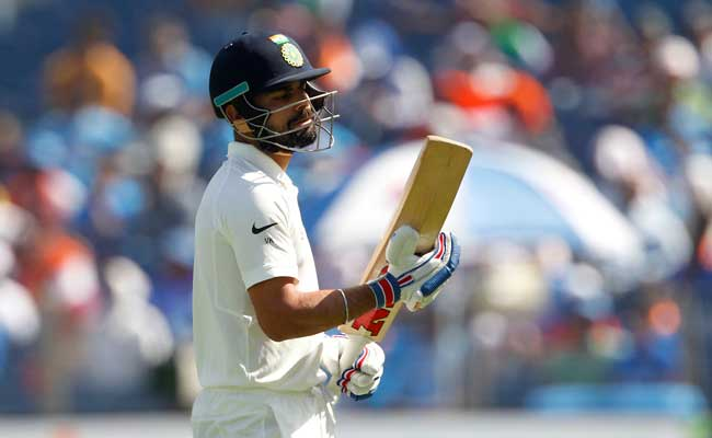 Virat Kohli Gets Out For A Rare Duck, 5th In Test Cricket
