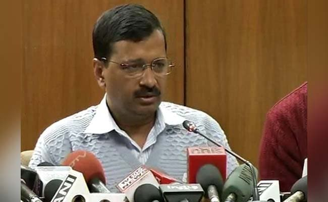 Watch Live: Odd-Even Round 2 From April 15 In Delhi, Says Arvind Kejriwal