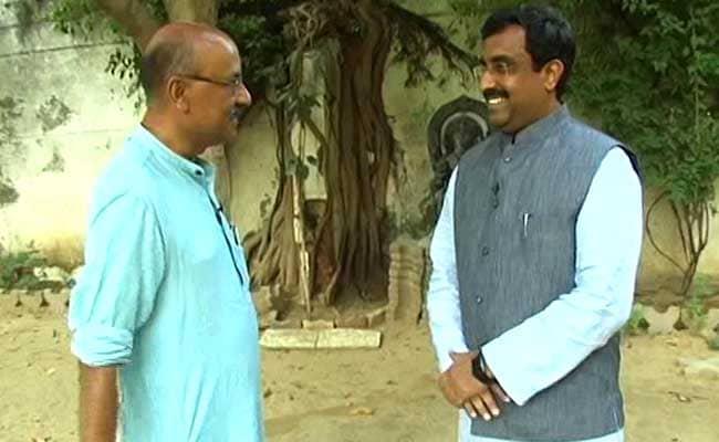Walk The Talk With BJP National General Secretary Ram Madhav
