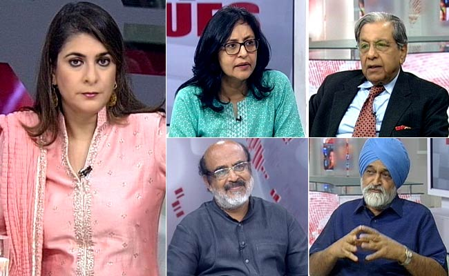 Watch The NDTV Dialogues: India's 'Jobless Growth'