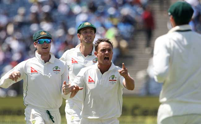 1st Test: Steve O'Keefe Spins Australia To 333-Run Win Over India