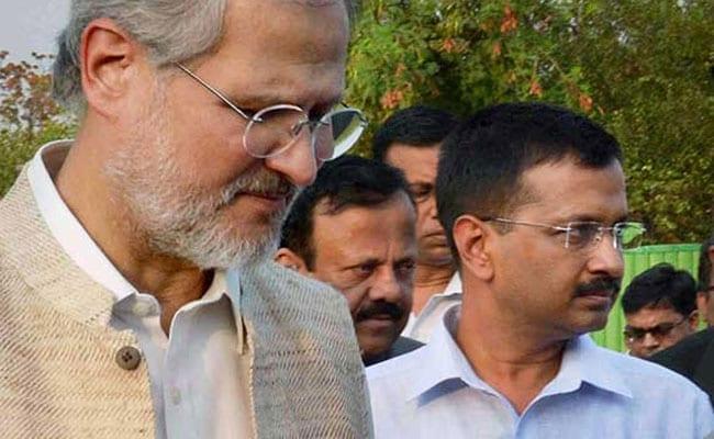 Disclose Decisions After Arvind Kejriwal Quit, Lieutenant Governor Is Told