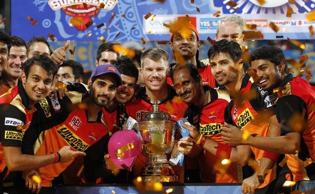 IPL Final: Heartbreak For Kohli's RCB, Warner Takes SRH To Maiden Crown