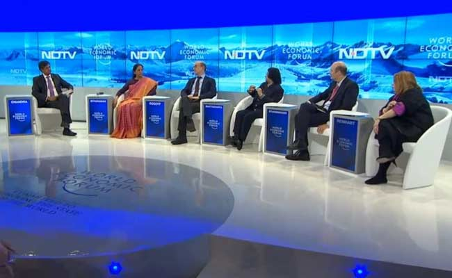 Watch Live From Davos: Is It India's Turn To Transform?