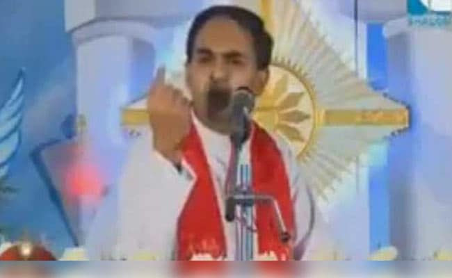 'Why's That Thing In Church?' Kerala Priest's Rant Against Women Is Viral