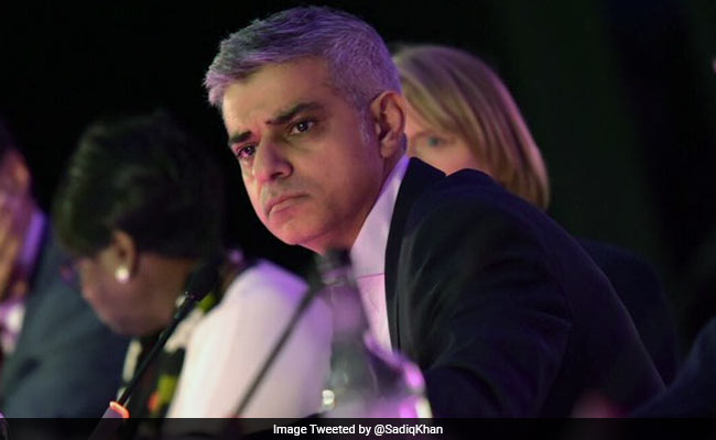 Britons Are Denouncing Trump Jr's Attack On London Mayor Sadiq Khan