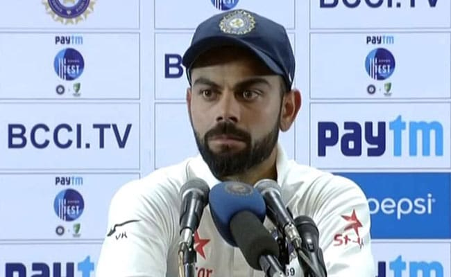 Aussies Aren't Friends Anymore, Says Virat Kohli After Stormy Series