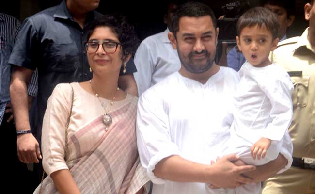 Aamir Khan Stands by Comments, Says 'Wife and I Don't Intend to Leave India'