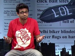 AIB's Rohan Joshi Says The Job Offer To Sunil Grover 'Was Just A Joke'
