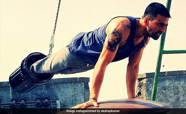 Akshay Kumar's Fitness Plan: You Can Follow This Too