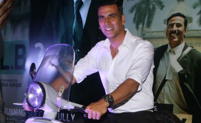 Akshay Kumar Has Made 'Enough Money,' Will Now Focus On 'Right Scripts'