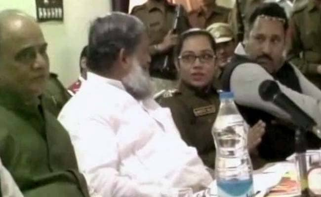 Haryana Woman Cop Transferred After Heated Exchange With Minister