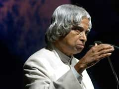 Paying Homage to President Kalam, Some Government Offices Function on Sunday