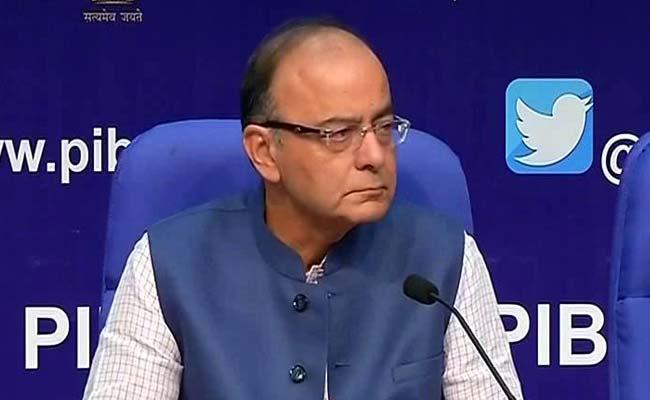 Black Money Worth Rs 65,250 Crore Disclosed Under Income Declaration Scheme: Arun Jaitley