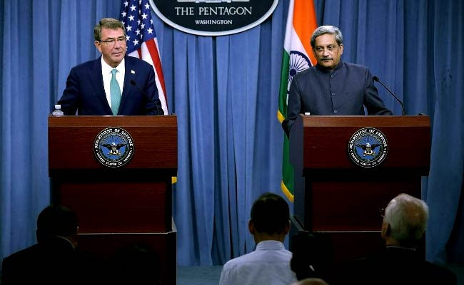 India, US Sign Logistics Agreement Boosting Defence Ties