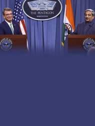 India, US Sign Agreement To Share Military Assets And Bases