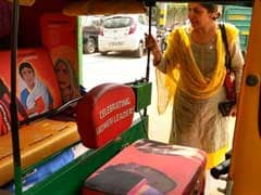 Delhi Autorickshaw Gets A Thoughtful Makeover