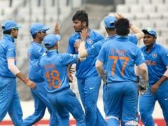 U-19 World Cup Final Live: Indian Pacers Get West Indies Openers Early