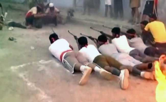Bajrang Dal Training Video Draws Police Case, BJP Strikes Note Of Caution