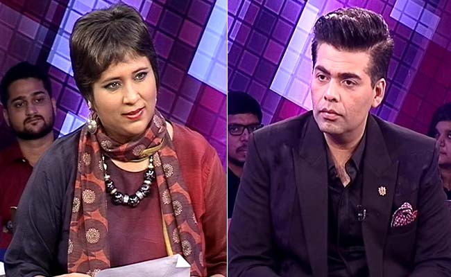 Exclusive: Dealing With Depression Darkest Period Of My Life, Says Karan Johar