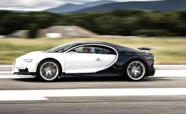 This Car Can Go From 0-400 Kmph And Back To 0 In Under 60 Seconds