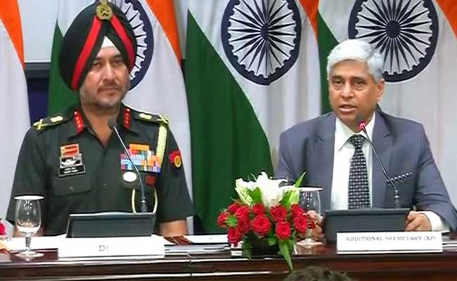 How And Where Were Surgical Strikes Conducted? What Army Shares