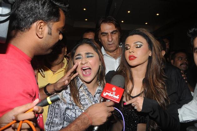 Rakhi movie cast