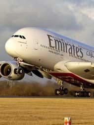For Emirates Plane's Emergency Landing, Mumbai Coast Guard Rushed Ships
