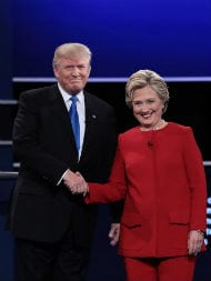 Hillary vs Trump: Watch Full Debate
