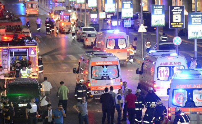 36 Dead, Over 140 Injured In Suspected ISIS Attack At Istanbul Airport