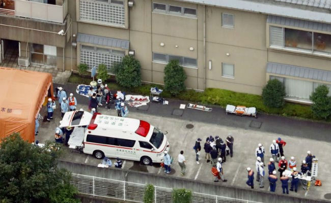 At Least 15 Killed, Dozens Injured In Knife Attack In Japan Outside Tokyo